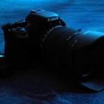 canon 550D digitale Spiegelreflexkamera