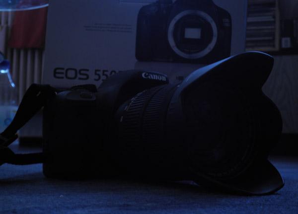 canon eos 550D digitale spiegelreflexkamera