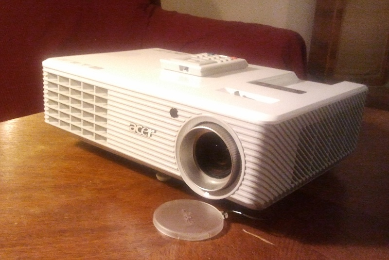 Acer H5360 DLP Beamer