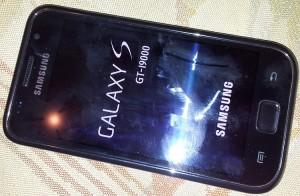 samsung galaxs s1 gt i9000