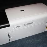 tintenstrahldrucker hp officejet 6000 hinten
