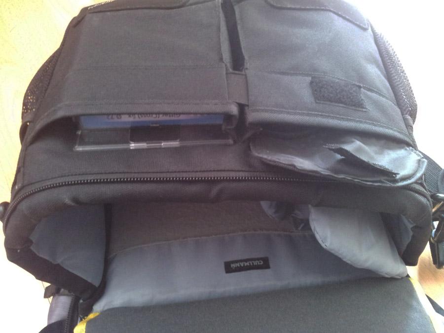 Vordere Taschen Cullmann Fototasche ULTRALIGHT CP Maxima 300