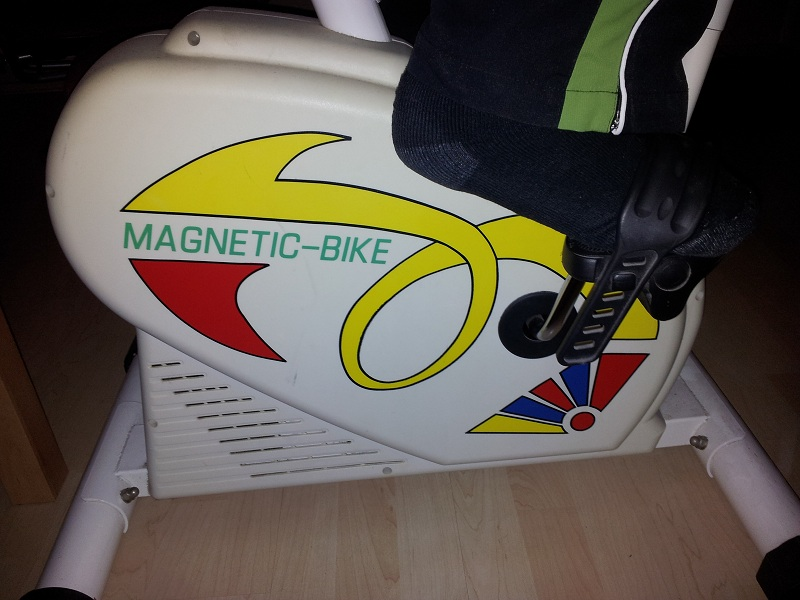 Magnetic Bike Heimtrainer