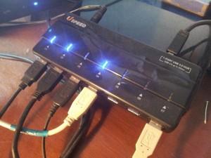 Anker USB 3-0 Hub