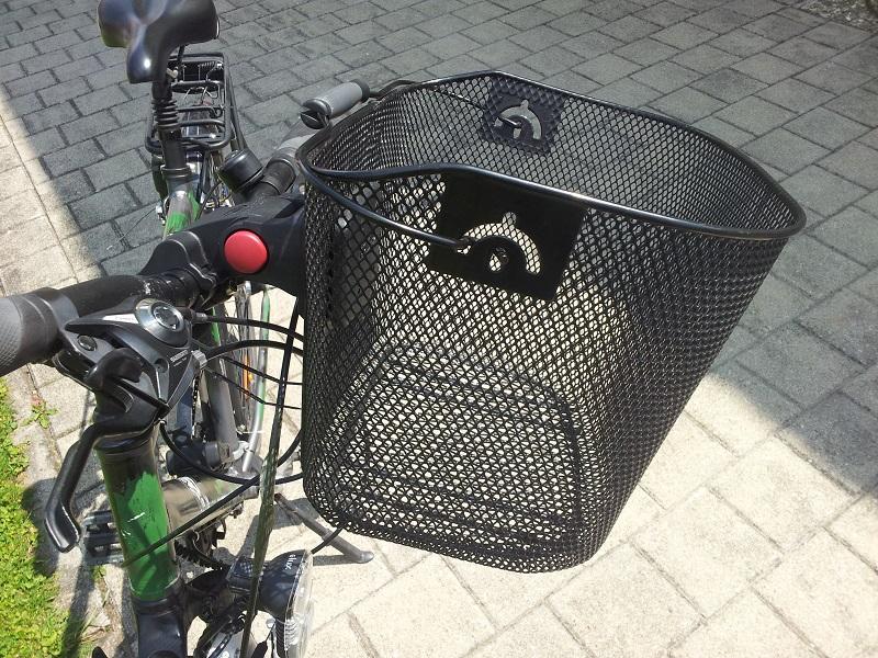 Lenkrad Fahrradkorb