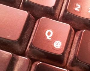 Email Symbol Tastatur