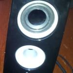 Aktivierungsboxe Logitech z 323 Stereo Boxen inkl Subwoofer