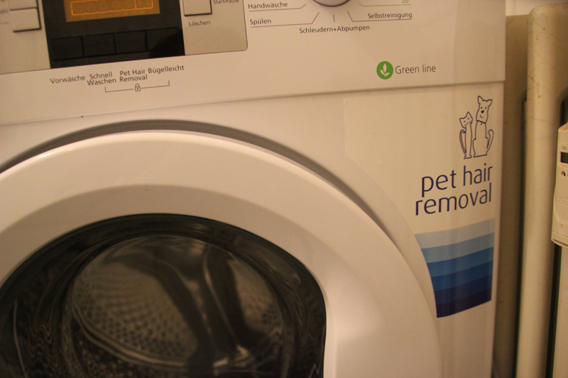 Pet Hair Removal BEKO Waschmaschine