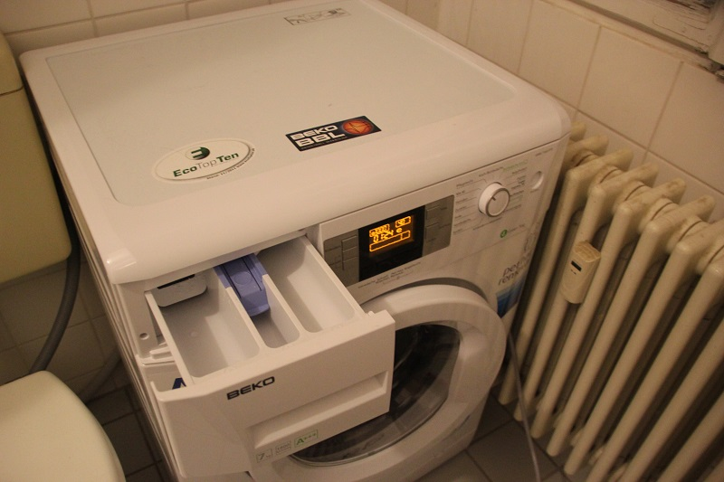Waschfach BEKO Waschmaschine WMB 71643 PTE