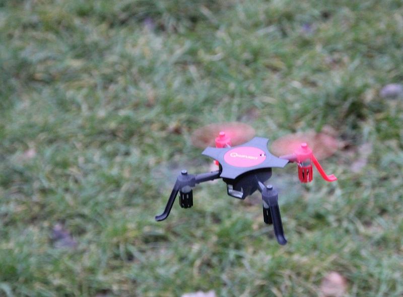 Quadflight Quadcopter Drohne