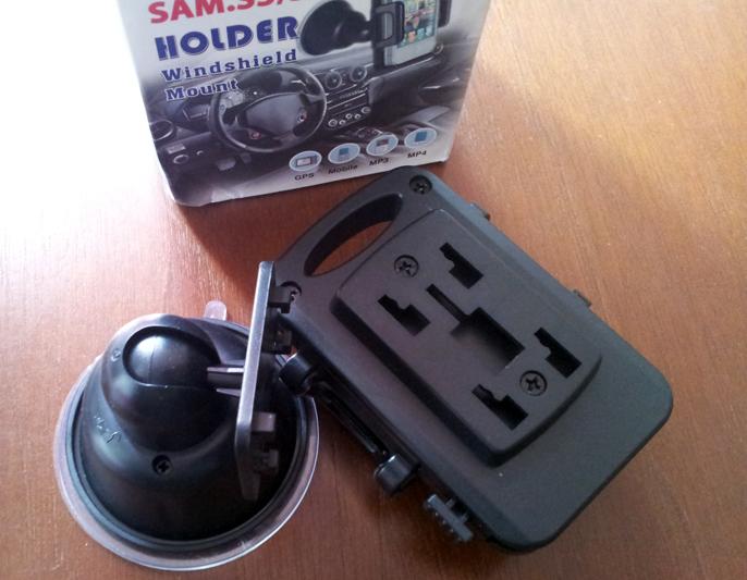 Handyhalter Windschutzscheibe