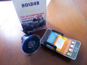 Smartphone Halter fuer Auto