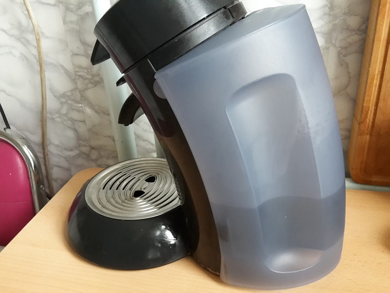 Grosser Wassertank Senseo